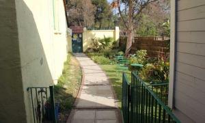 Entrance & Sensory Garden