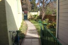 Hilltop Friends - Entrance & Sensory Garden